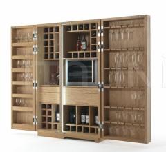 Итальянские винные шкафы, комнаты - Винный шкаф CAMBUSA WINE & WINE JUMBO фабрика Riva 1920