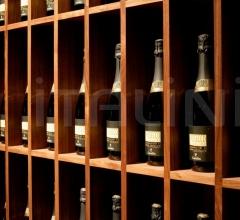 Итальянские винные шкафы, комнаты - Винный шкаф BONNEVILLE фабрика Riva 1920