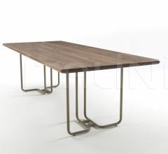 Стол обеденный TUBULAR фабрика Riva 1920