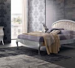 Итальянские спальни - Кровать VG017FAL фабрика Santarossa