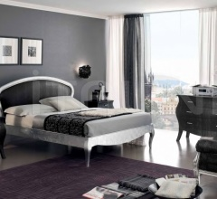 Итальянские спальни - Кровать VG015FAL фабрика Santarossa