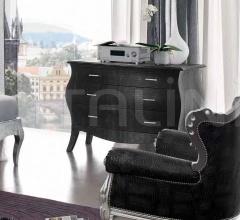 Итальянские спальни - Комод VG037PO фабрика Santarossa