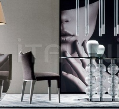 Стол обеденный PASHA GLASS фабрика Costantini Pietro