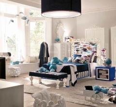 Итальянские кровати - Кровать 800/11/R фабрика AltaModa