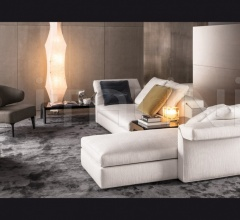 Модульный диван Collar фабрика Minotti