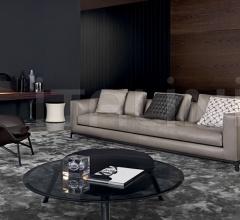 Модульный диван Andersen фабрика Minotti