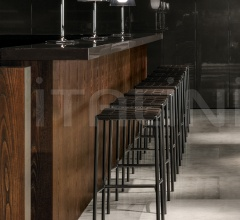 Итальянские рестораны/бары - Барный стул Klasen фабрика Minotti