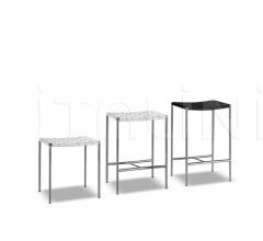 Итальянские барные стулья - Барный стул Klasen фабрика Minotti