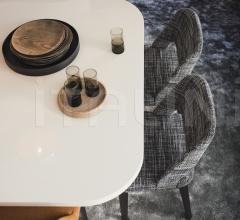 Стол обеденный Neto фабрика Minotti