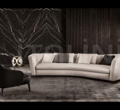 Модульный диван Seymour фабрика Minotti