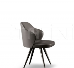 Итальянские стулья, табуреты - Стул Leslie Dining фабрика Minotti