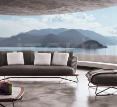 Итальянские диваны - Диван Rivera фабрика Minotti