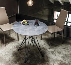 Итальянские барные столы - Барный стол Ralph Keramik bistrot фабрика Cattelan Italia