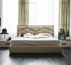Кровать Edward фабрика Cattelan Italia