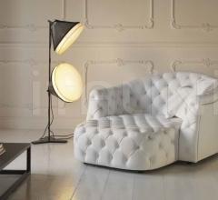 Кресло Lafayette фабрика Giulio Marelli