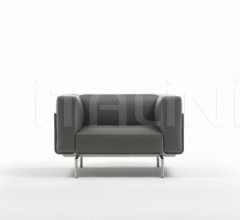 Кресло L-SOFA фабрика Giulio Marelli