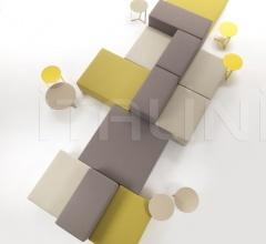 Секционный диван Lounge фабрика Giulio Marelli