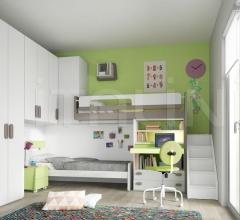 Space-saving bedroom 31