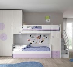 Space-saving bedroom 32