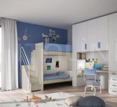 Space-saving bedroom 39