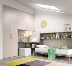 Space-saving bedroom 41