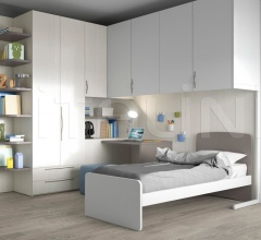 Bedroom with overbed unit 24