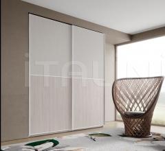 Wardrobe with sliding doors Anta Quadra