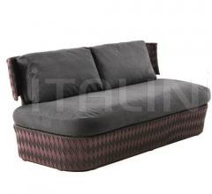 KENTE sofa 2p