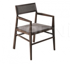 ARUBA chair with armrests