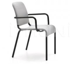 FIT chair with armrests