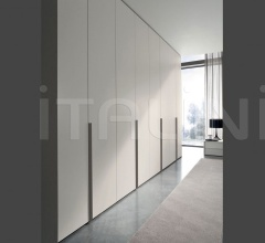Hinged door storage