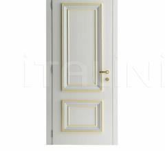 AMANTEA 1314/QQ nacreous painted door Classic Wood Interior Doors