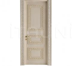 CASTIGLIONE 1346/QQ Pale pink lacquered door Classic Wood Interior Doors