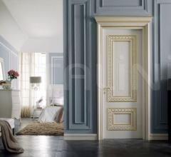 CASTIGLIONE 1344/QQ Nacreous brushed oak door Classic Wood Interior Doors
