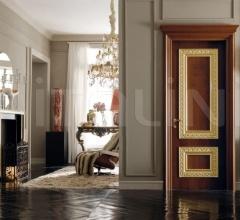 CASTIGLIONE 1344/QQ Medium walnut door Classic Wood Interior Doors
