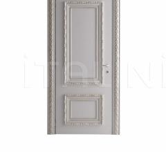 MARATEA 1364/QQ Aged white lacquered door Classic Wood Interior Doors