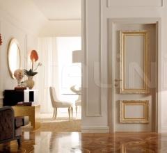 MARATEA 1364/QQ Grey-finished door  Classic Wood Interior Doors