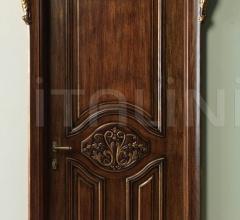 PALAZZO D'INVERNO 5016/QQ/INT. antique dark gold walnut Classic Wood Interior Doors