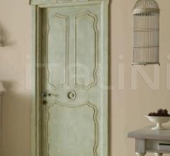 AIX EN PROVENCE 7016/QQ with Aix en Provence archway Aquamarine coated finish Classic Wood Interior Doors