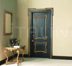 BOLSHOI 2024/QQ Black Tuscan antique gold finish Classic Wood Interior Doors