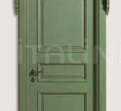 COLORADO 4015/QQ Antiqued green Decape fin. Wax Classic Wood Interior Doors