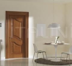 PALAZZO REALE 1032/QQ  medium dark oak wood glazed Classic Wood Interior Doors