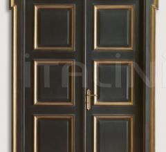 CARRACCI 2016/QQ Tuscan Black Classic Wood Interior Doors
