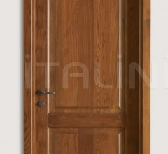 DONATELLO 1114/Q chestnut-stained Ash Smooth  Classic Wood Interior Doors