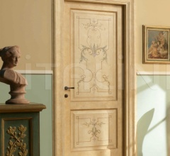 DONATELLO 1114/Q Sponged coating Classic Wood Interior Doors