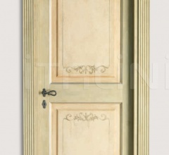 DUCALE 1112/Q Craquelure finish Classic Wood Interior Doors