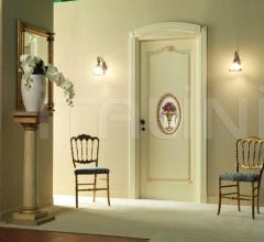 VILLA GRABAU 713 OV/QQ/A/AP/V Pant. A Classic Wood Interior Doors