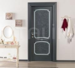 VILLA PAOLINA 762/QQ/A Pant. A Classic Wood Interior Doors