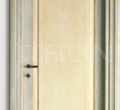 VILLA D'ESTE 763/QQ/A Pant. A Classic Wood Interior Doors