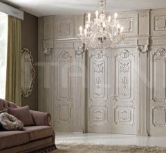 PALAZZO FARNESE con Intagli 1022/QQ/INT Classic Wood Interior Doors
